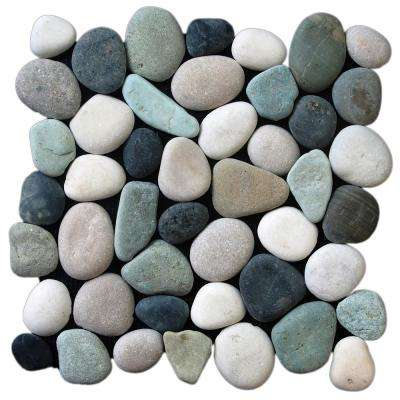 Floor Pebbles Rock Tile Flooring