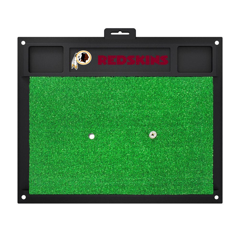 NFL Washington Redskins 17 in. x 20 in. Golf Hitting Mat