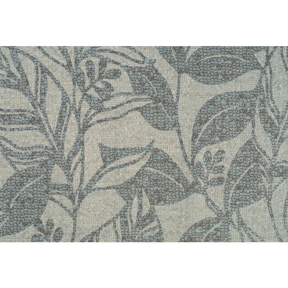 Washington Wallcoverings Metallic Brown Large Vine Mosaic Texture Wallpaper