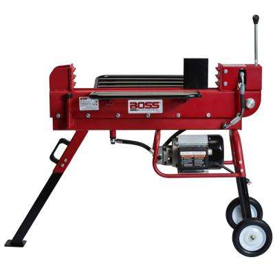 10-Ton 15 Amp Electric Log Splitter