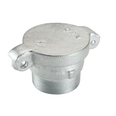 Lockable Fuel Cap for Protector Diesel Generator
