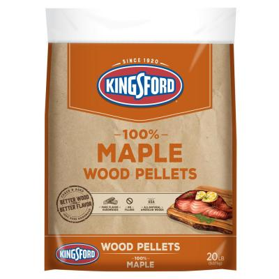 20 lbs. Maple Wood Grilling Pellets
