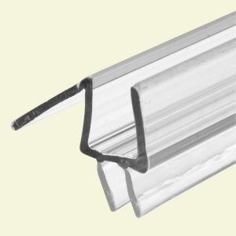Prime Line 3 8 In X 36 In Clear Vinyl Glass Door Bottom