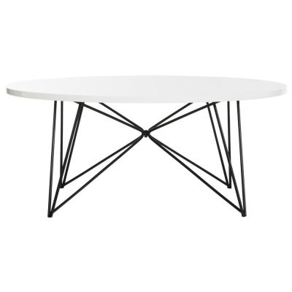 Maris White Coffee Table