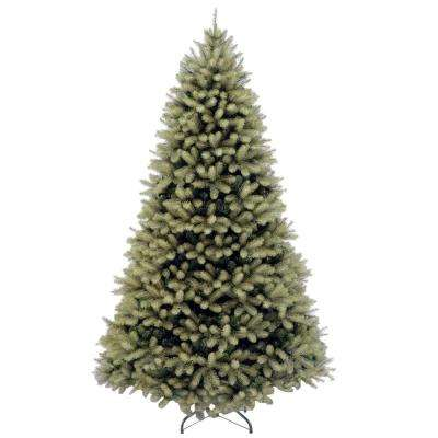 7-1/2 ft. Feel Real Downswept Douglas Fir Hinged Artificial Christmas Tree