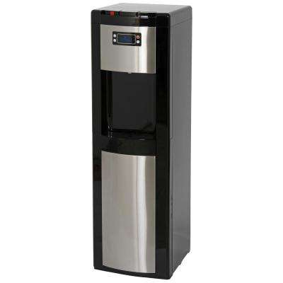 Bottom Load Water Dispenser in Stainless Steel
