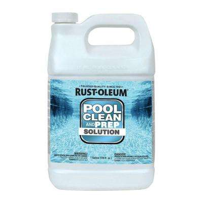 1 gal. Pool Clean and Prep Solution (Case of 4)