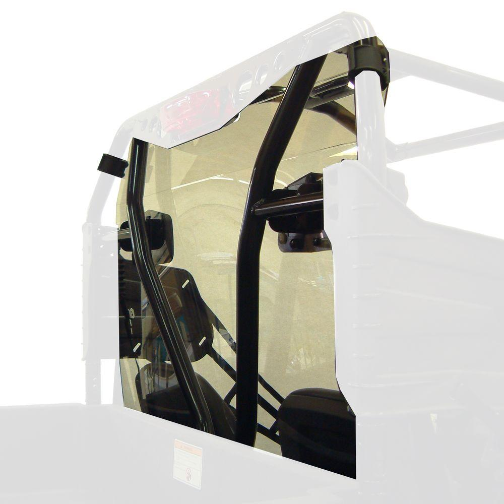 null Prowler Rear Windshield for Round Tubes