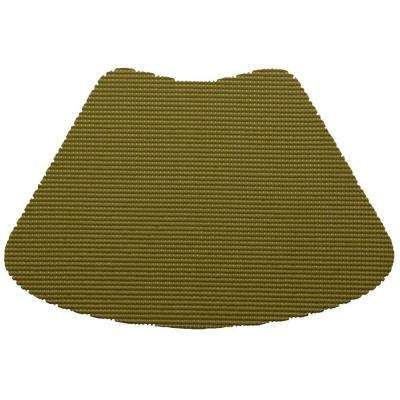 Fishnet Wedge Placemat in Moss (Set of 12)