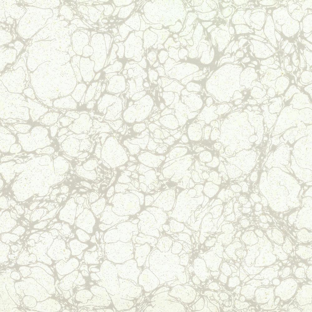 York Wallcoverings Ronald Redding Organic Cork Calacatta Marble Wallpaper LT3673