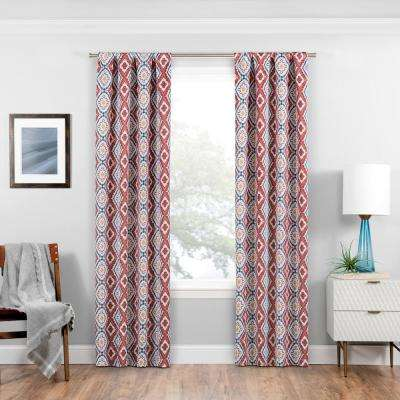 Blackout Morrow Rod Pocket Curtain