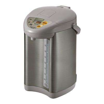 Silver Gray Micom Water Boiler & Warmer CD-JWC40