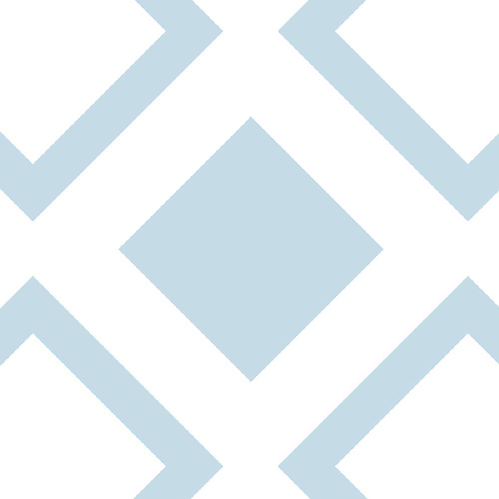 Times Square Blue 13.2 ft. x 100 lin. ft. Full Roll Residential Vinyl Sheet Flooring