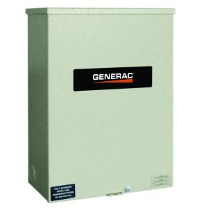 Generac 100 Amp Service Rated 120/240 Single Phase NEMA 3R Smart Transfer Switch by Generac