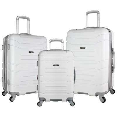 Denmark 3-Piece ABS Expandable Hard-Case Spinner Set