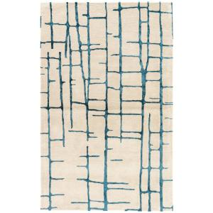 Jaipur Rugs Plaza Taupe 2 ft. x 3 ft. Abstract Accent Rug by Jaipur Rugs