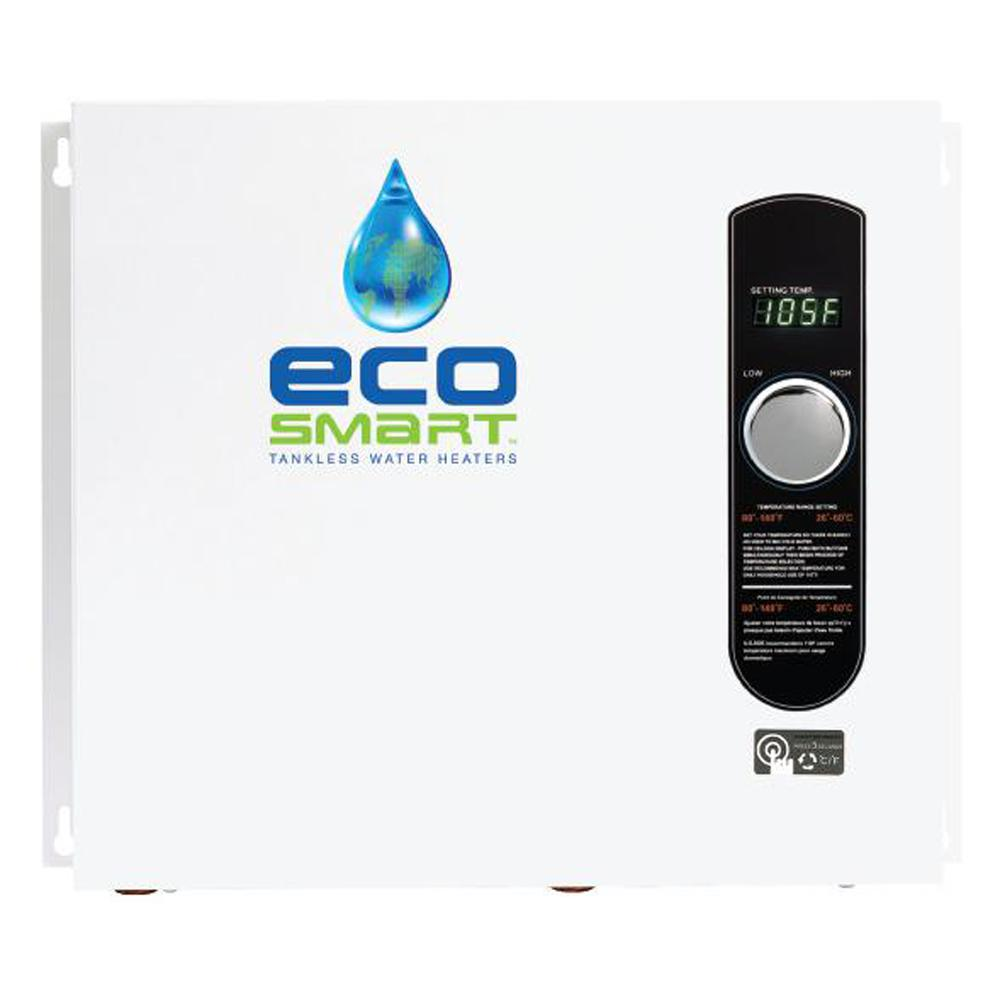 Ecosmart 36 kw 240 volt self modulating 6 gpm electric tankless ecosmart 36 kw 240 volt self modulating 6 gpm electric tankless water heater sciox Image collections