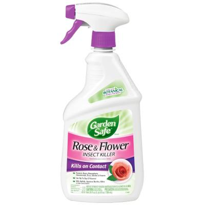 24 oz. Rose and Flower Insect Spray Ready-to-Use