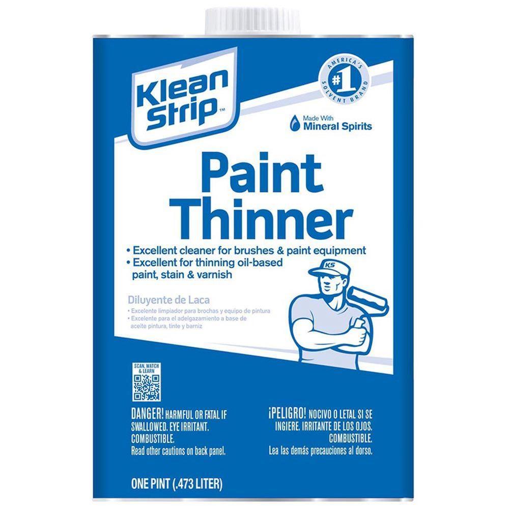 1 pt. Paint Thinner