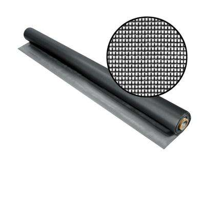 72 in. x 100 ft. Charcoal Phiferglass GlasShield