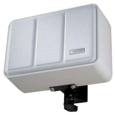 High-Fidelity Signature Series Monitor Speaker - White