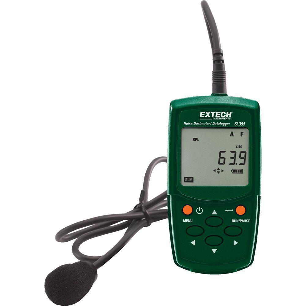 Logging Personal Noise Dosimeter