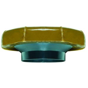 Fluidmaster Wax Toilet Bowl Gasket with Flange by Fluidmaster