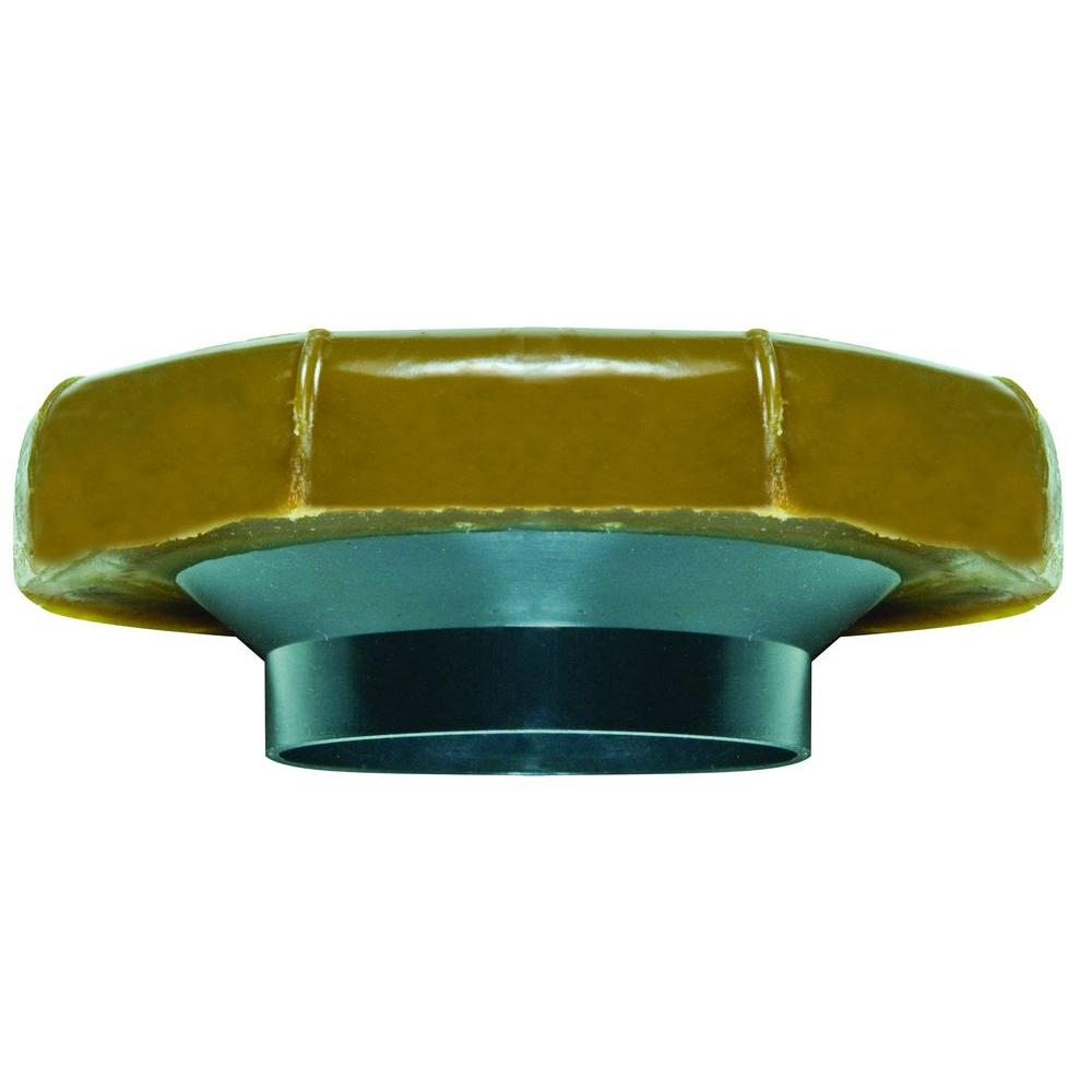 Wax Toilet Bowl Gasket with Flange