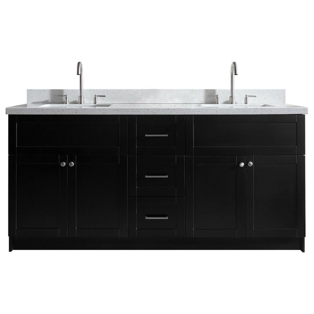 Home Decorators Collection Laguna 23 in. W x 19-1/2 D Bath Vanity in ...