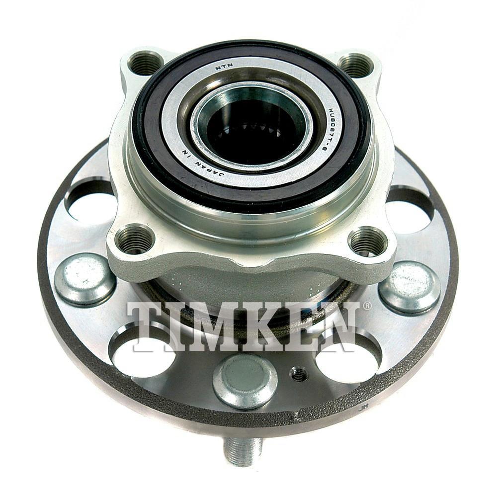 Timken Rear Wheel Bearing And Hub Assembly Fits 2005-2013