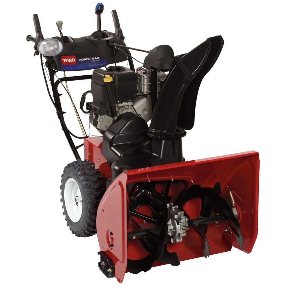 Toro Power Max HD 1128 OXE 28 in. Two-Stage Electric Start Gas Snow Blower