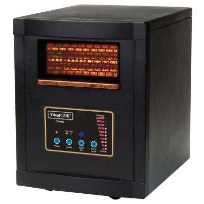 Classic 1500-Watt Electric Infrared Space Heater