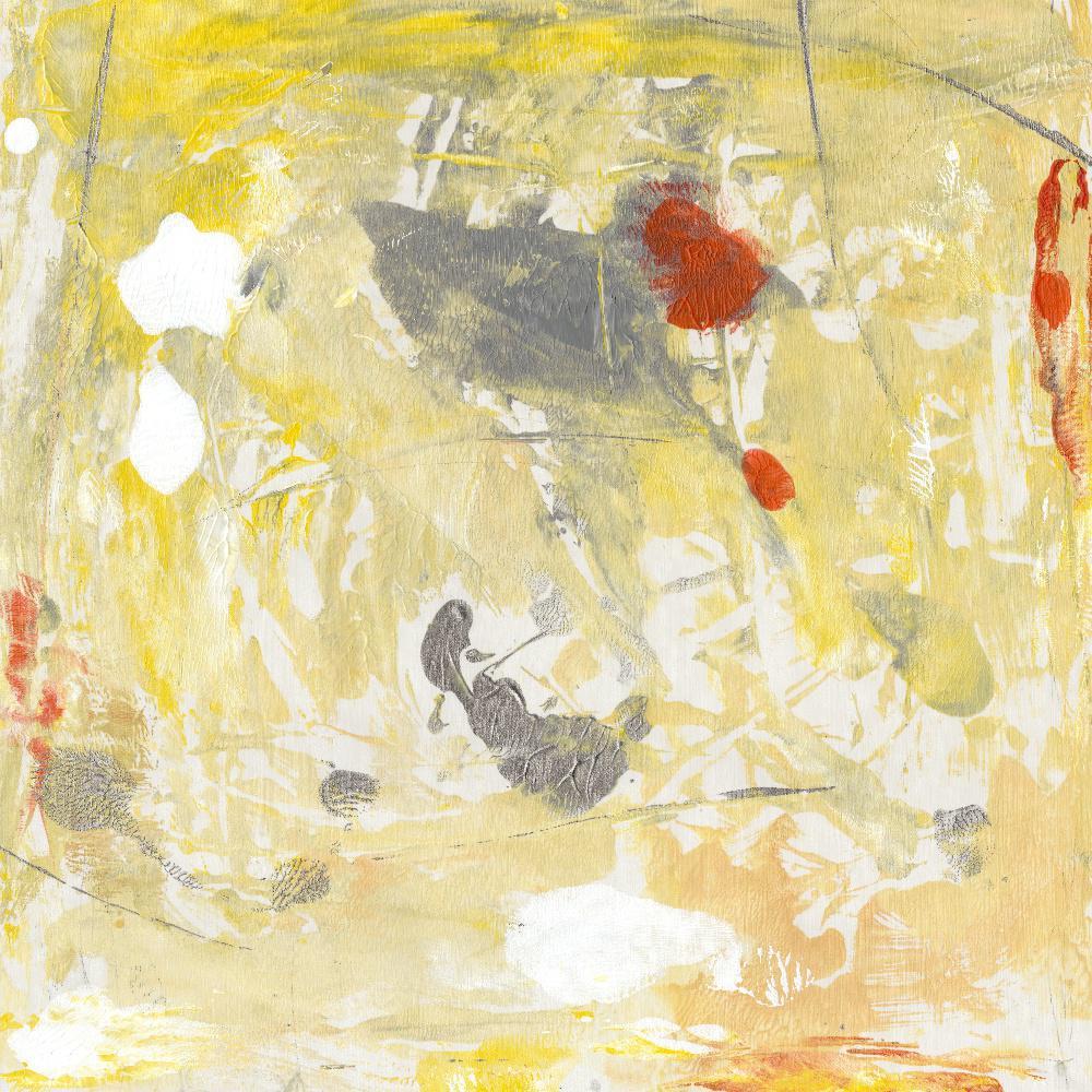 """84 in. x 84 in. """"Lemon Jostle I"""" by Tim OToole Canvas Wall Art"""