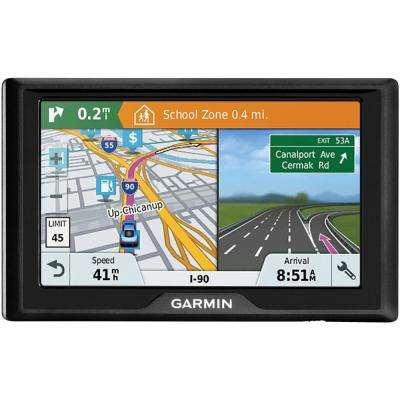 Drive 51 LMT-S 5 in. GPS Navigator with Driver Alerts and Live Traffic
