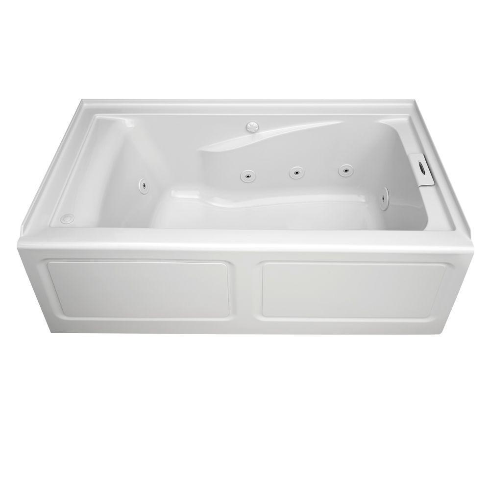 American Standard Right Alcove Bathtubs Bathtubs