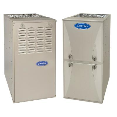 Installed Comfort Series Gas Furnace