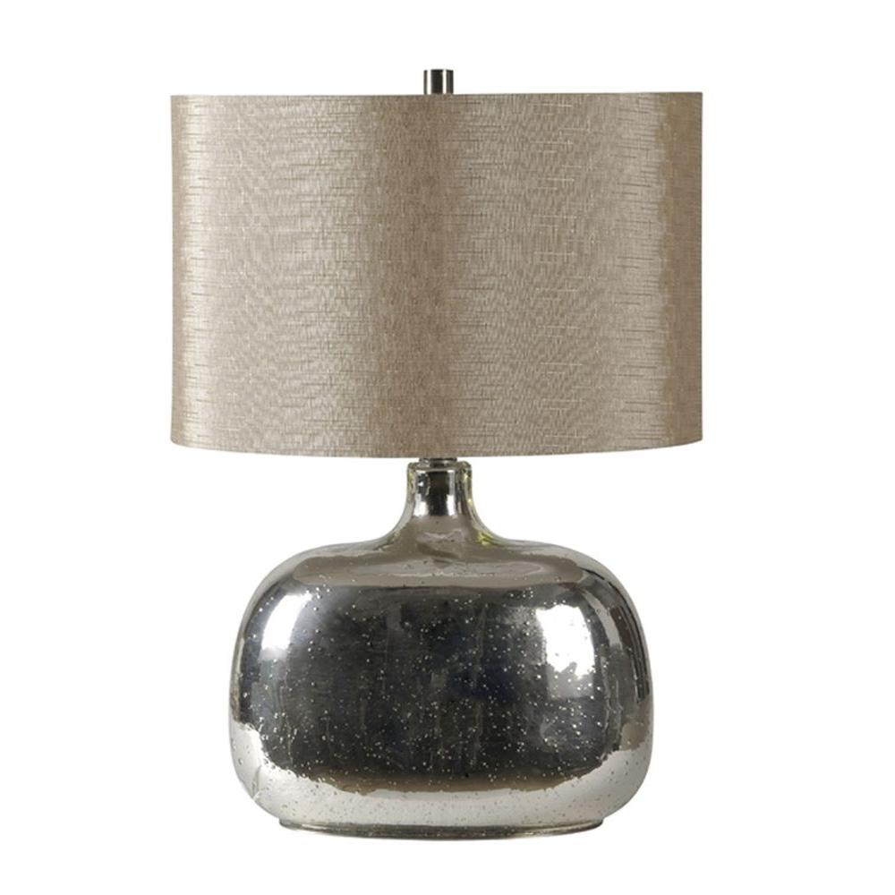 Filament design alio 23 in silver table lamp cli fug9079 the silver table lamp geotapseo Image collections