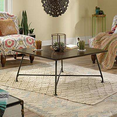 Viabella Collection Chestnut Brown Coffee Table