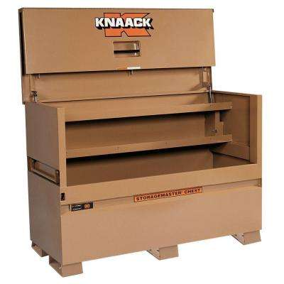 72 in. x 30 in. x 49 in. Storage Chest