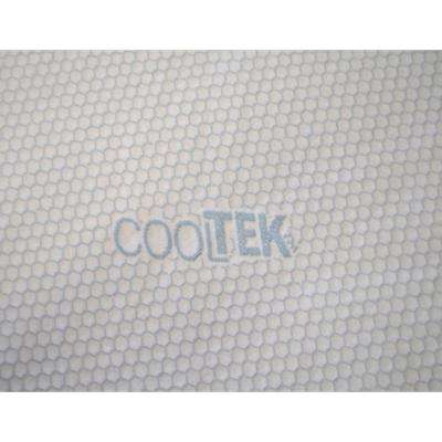 Cooltek Water-Resistant Allergen and Dust Mites Knit Mattress Cover-Queen