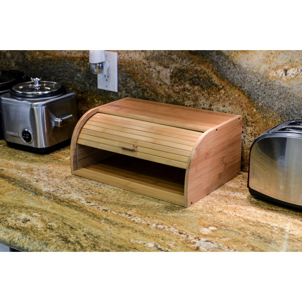 Popular Bread Boxes - Countertop Storage - The Home Depot ZL97