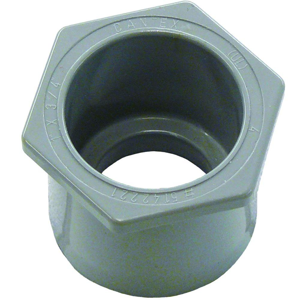 In reducer bushing r the home depot