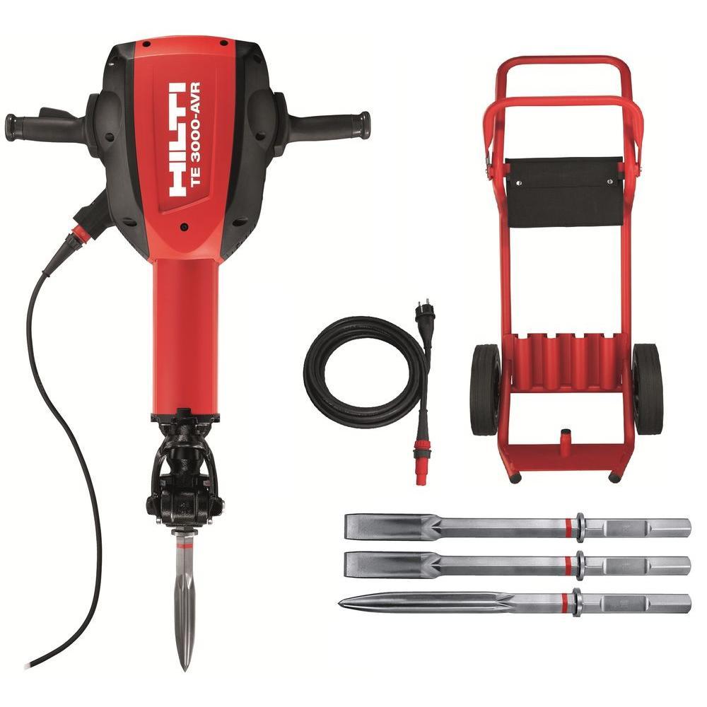 Home Depot Tool Rental List Electric Jackhammer