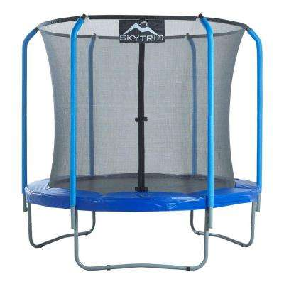 8 ft. Trampoline with Top Ring Enclosure System