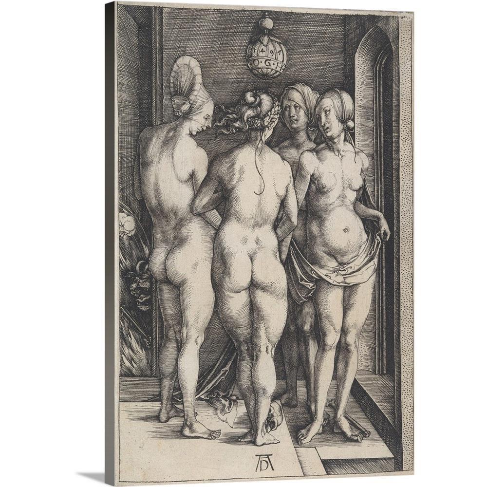 Фото голых женщин арт #4