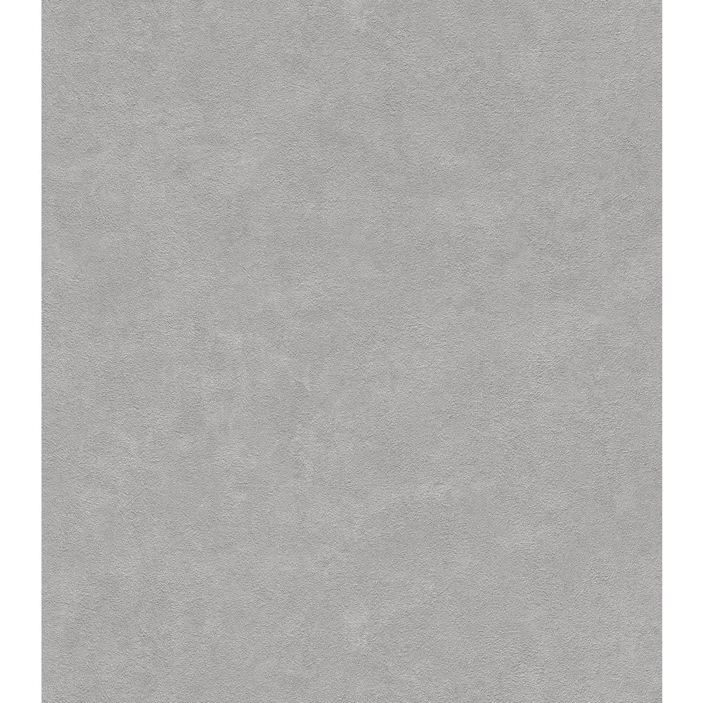 Washington Wallcoverings Gray Stucco Textured Vinyl