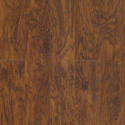 XP Haywood Hickory 10 mm Thick x 4-7/8 in. Wide x 47-7/8 in. Length Laminate Flooring (13.1 sq. ft. / case)