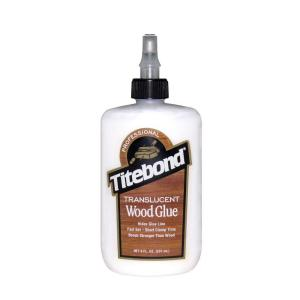 Titebond 8 oz. Translucent Wood Glue (12-Pack) by Titebond