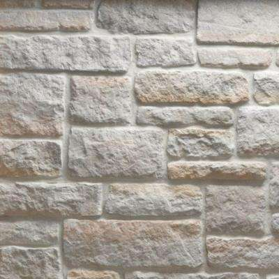 Austin Stone Gainsboro Flats 10 sq. ft. Handy Pack Manufactured Stone