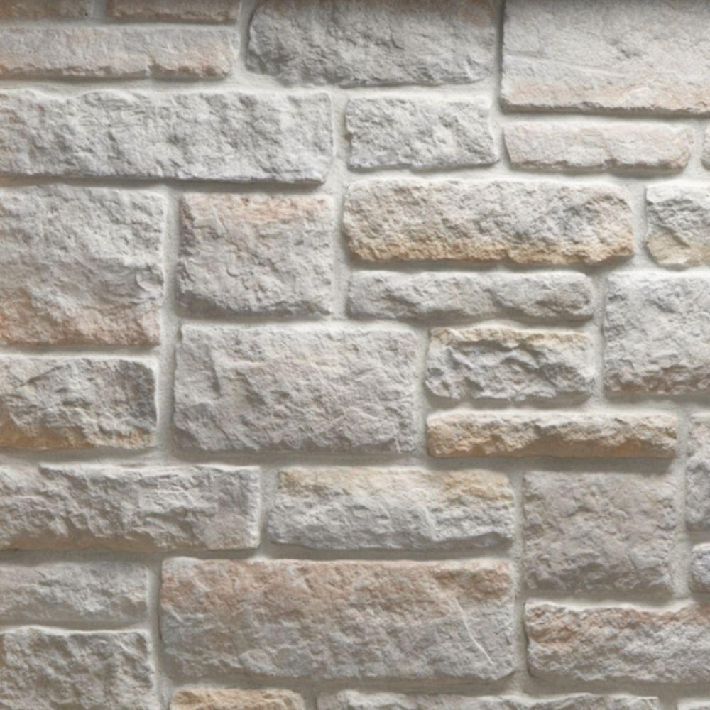 Austin Stone Gainsboro Flats 10 sq. ft. Handy Pack Manufactured Stone